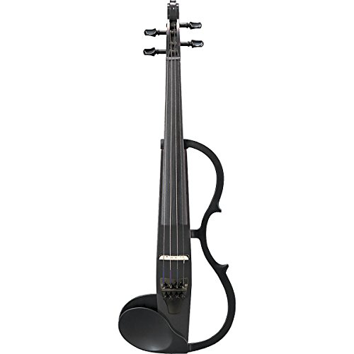 电子小提琴Yamaha SV-130 Series Silent Electric Violin - Instrument Only, Brown Instrument Only