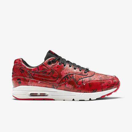 日本正品代购 Nike WMNS Air Max 1 Ultra Lotc QS City Floral