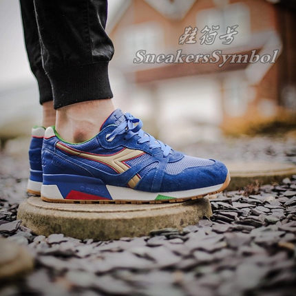 "Packer Shoes x Diadora N.9000 ""Azzurri"" 联名 限量"