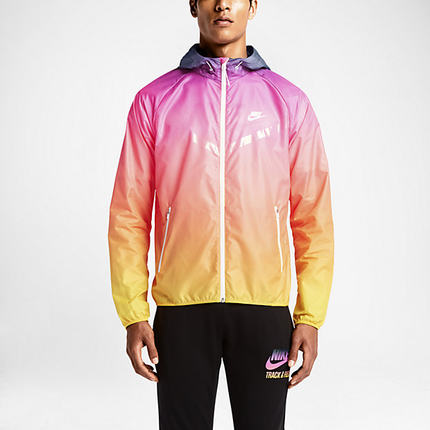 NIKE RUN SUNSET WINDRUNNER