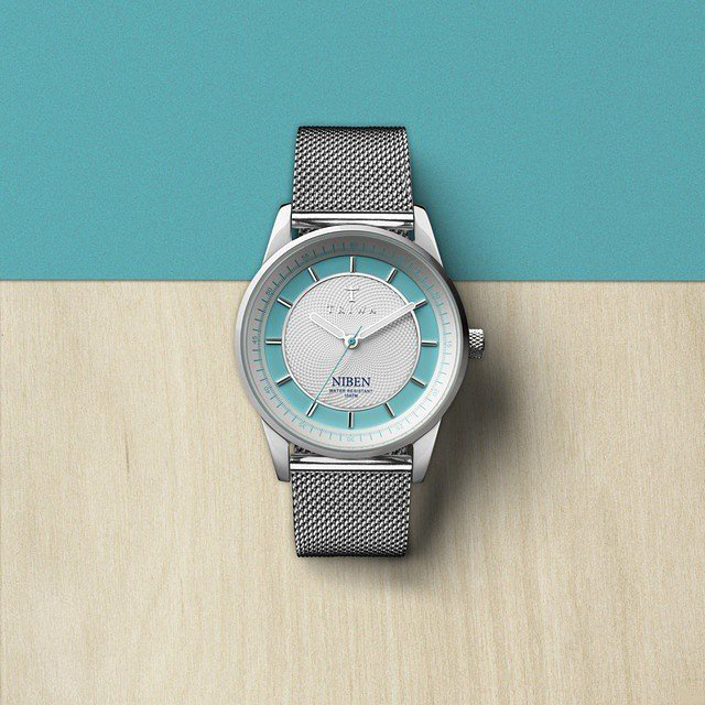 Azure Niben Watch by TRIWA - $200