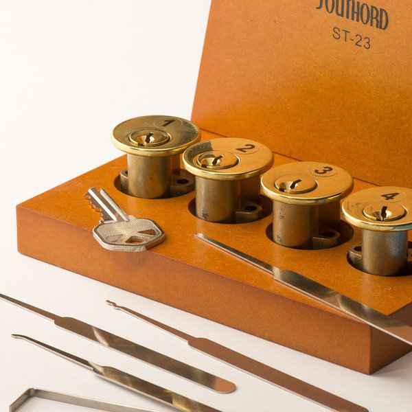 Lockpick School in a Box