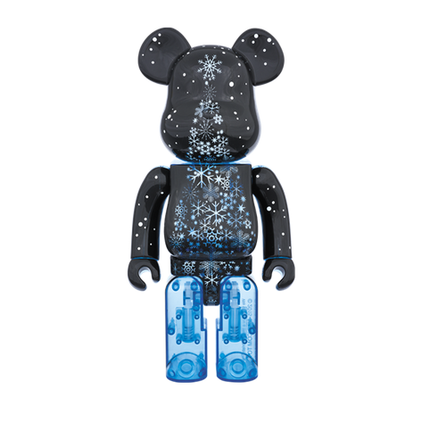 2015 Xmas Christmas BE@RBRICK BEARBRICK 400% 100%