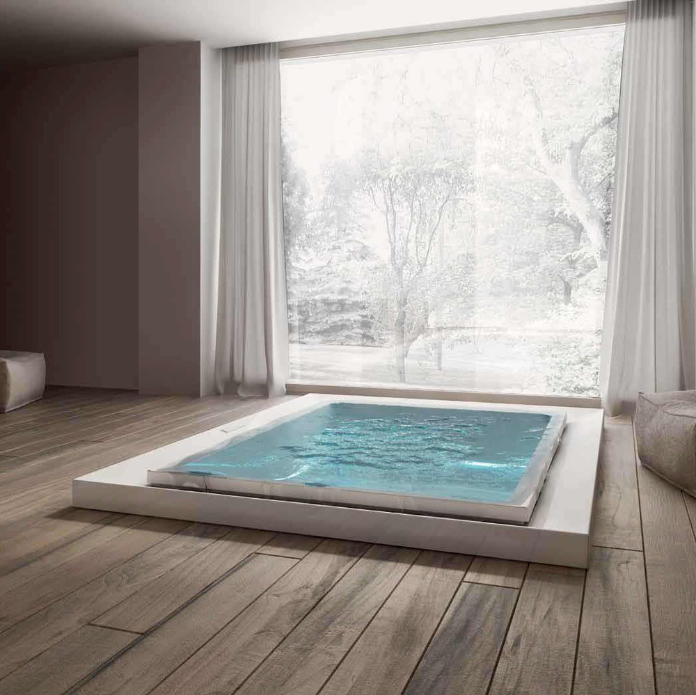 Fusion 230 Whirlpool Bathtub