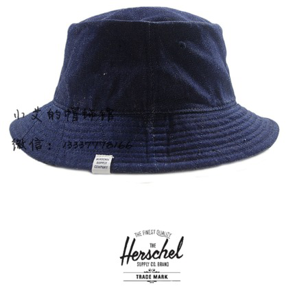 HERSCHEL LAKE BUCKET HAT 双面戴 渔夫帽 盆帽