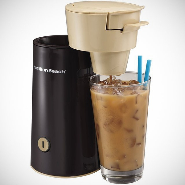 Hamilton Beach Iced Coffee Brewer