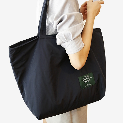 【ntmy】 large tote bag
