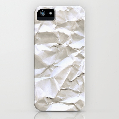 White Trash iphone5/iphone4S/4 手机壳