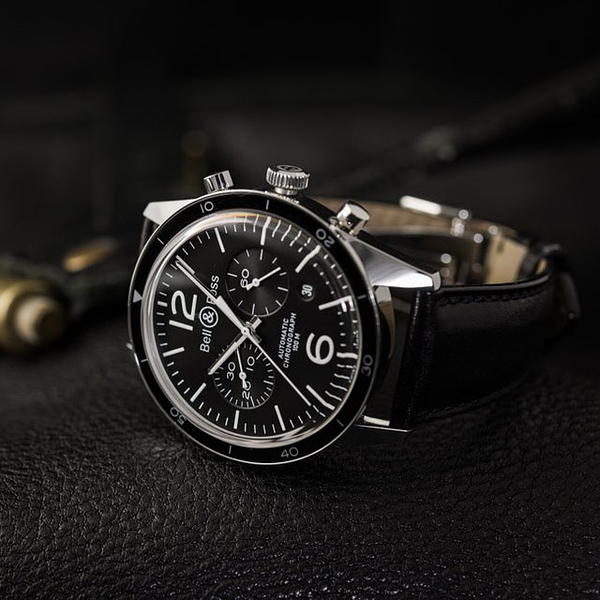 Bell & Ross BR 126 Sport Watch