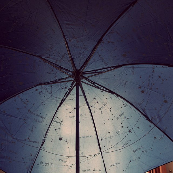 The Night Sky Umbrella的图片
