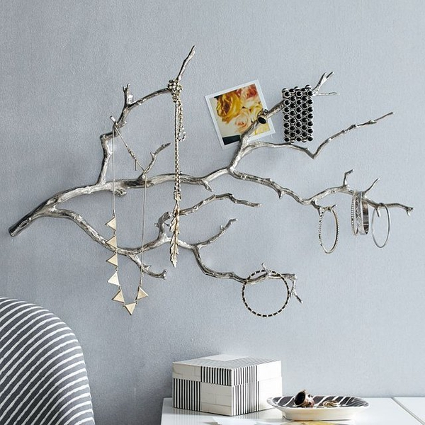 Manzanita Wall Jewelry Branch的图片