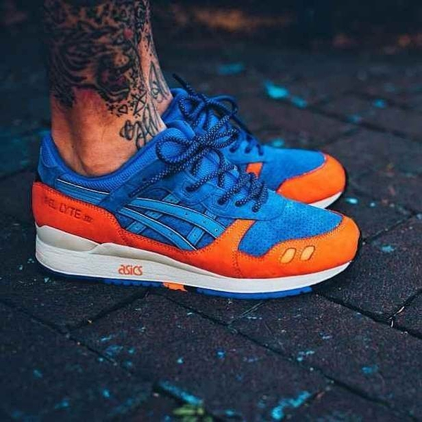 RONNIE FIEG X ASICS GEL LYTE III - NEW YORK CITY