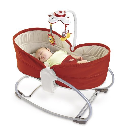 Tiny Love 3 in 1 Rocker Napper, Red的图片