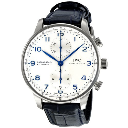IWC Portuguese Chronograph Automatic Mens Watch IW371446的图片