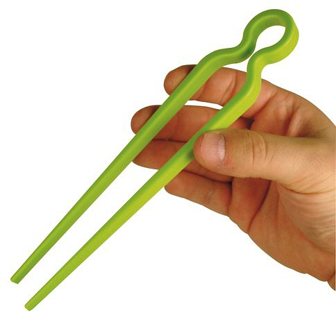Fred Party People Chopsticks/Utensils, Set of 6的图片