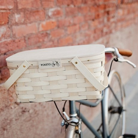 Picnic Bike Basket - $68