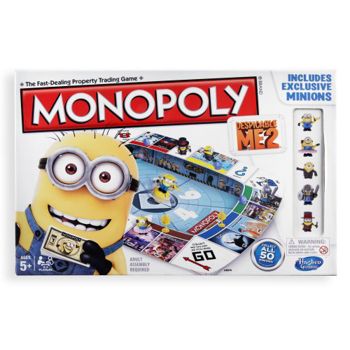 Monopoly Despicable Me 2 Game的图片