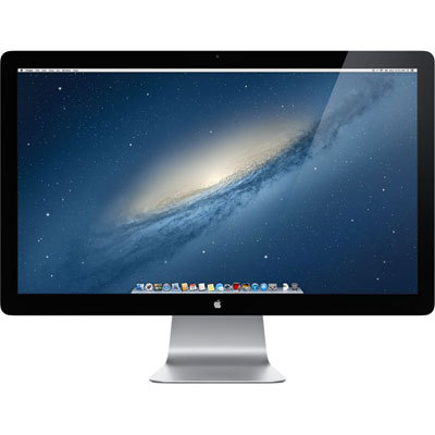 苹果显示器Apple LED Cinema Display MC007 CH/A 27英寸正品行货