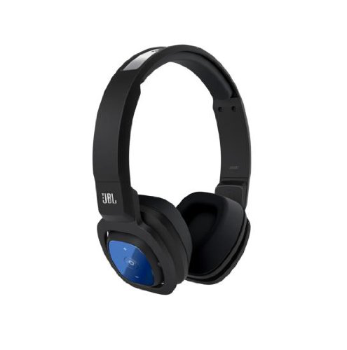 JBL J56 BT Bluetooth Wireless On-Ear Stereo Headphone, Black的图片