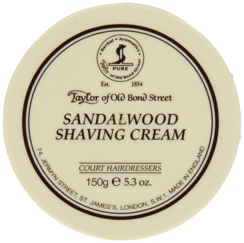 T【aylor of Old Bond Street】 Sandalwood Shaving Cream Bowl 剃须膏的图片
