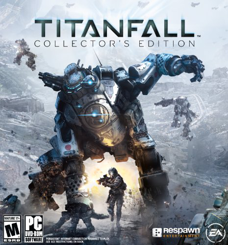 Titanfall Collector's Edition 泰坦陨落 典藏版