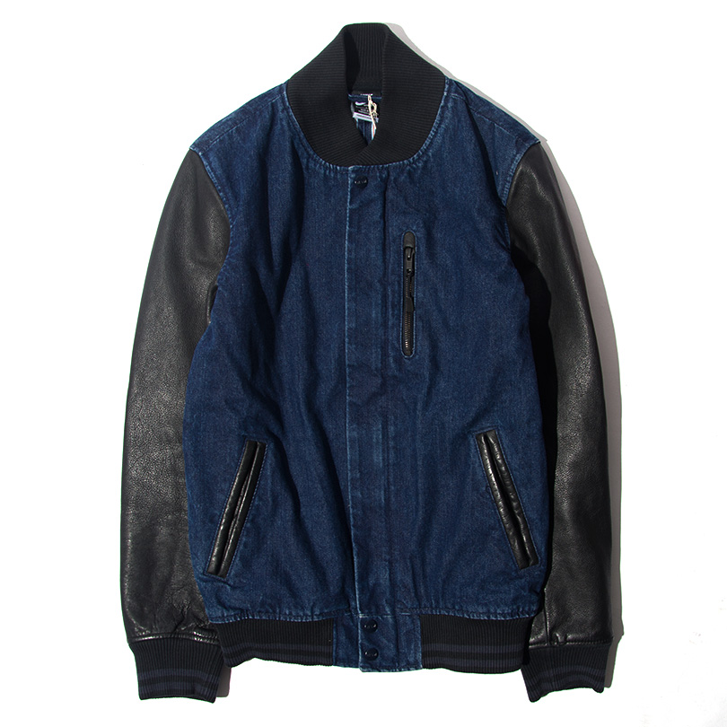 中古现货正品夹克外套Nike Sports Wear Patchwork Jacket