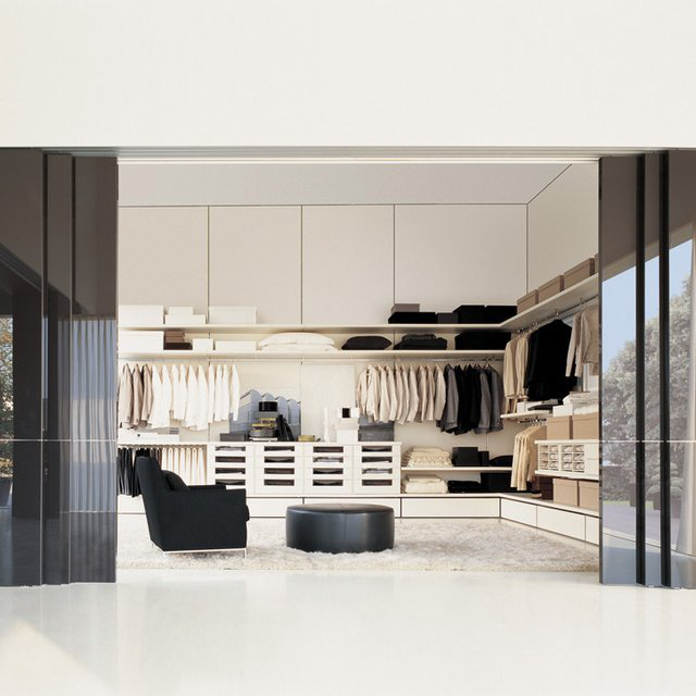 Stack Walk-In Wardrobe by Molteni & C