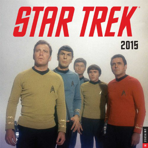 Star Trek 2015 Wall Calendar: The Original Series的图片