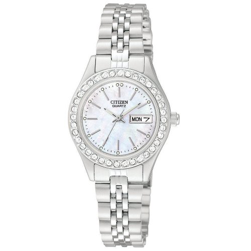 Citizen Quartz Stainless Steel Bracelet Women's Watch