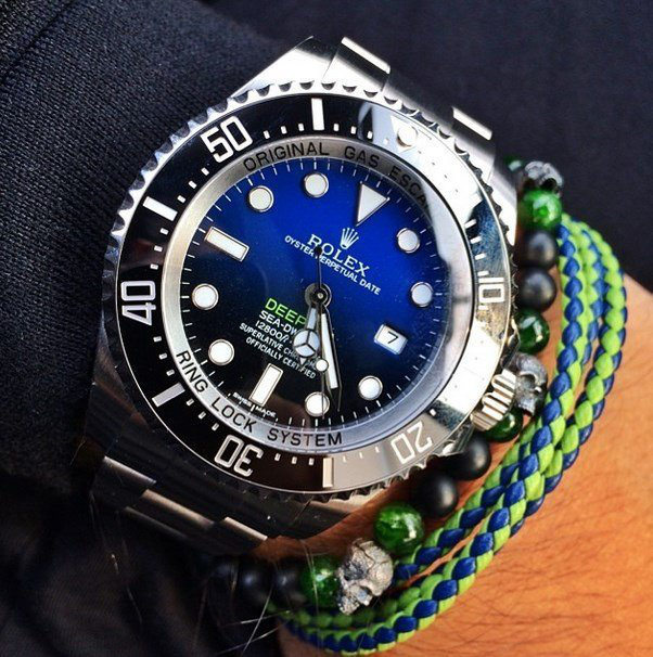Rolex Deepsea Sea-Dweller的图片