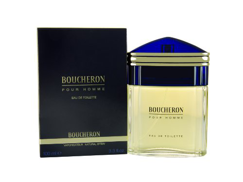 Boucheron By Boucheron For Men. Eau De Toilette Spray 3.3 Ounces的图片