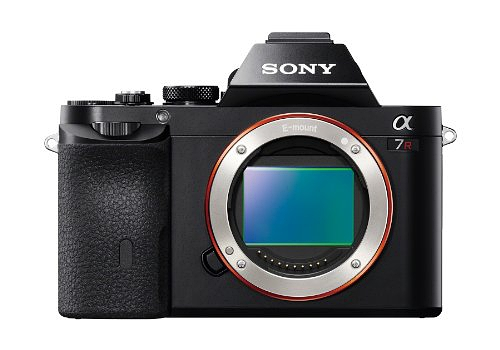 Sony α7R Full-Frame Interchangeable Digital Lens Camera - Body Only的图片