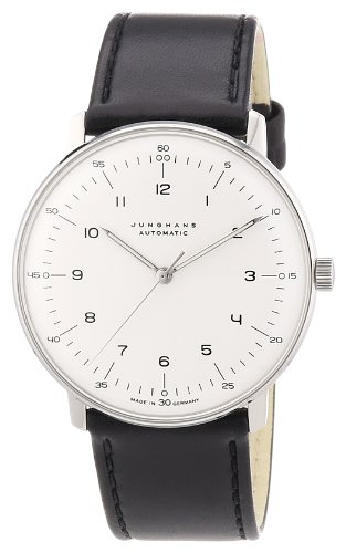 Junghans MAX BILL Automatic Analog Made in Germany 027/3500.00的图片