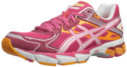 ASICS Women's GT 1000 2 Running Shoe,Raspberry/White/Mango,8.5 M US的图片