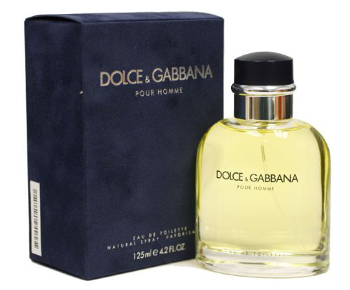 Dolce & Gabbana By Dolce & Gabbana For Men. Eau De Toilette Spray 4.2 Ounce的图片
