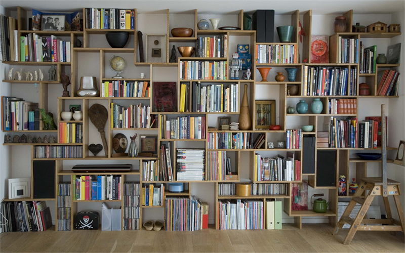 Bookshelf by studiomama的图片