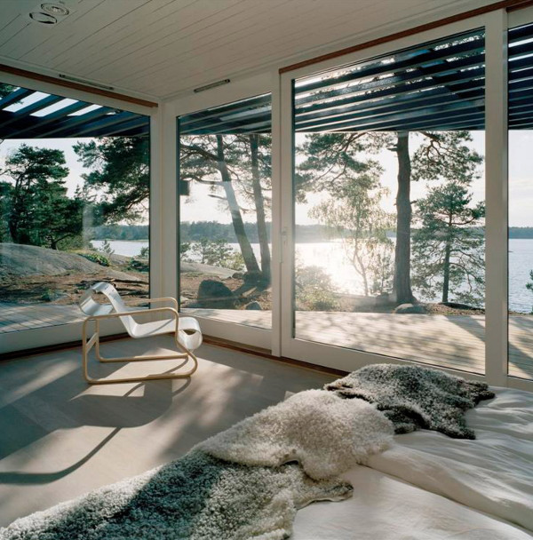 Modern Swedish Homes – Scandinavian Summer Cottage Design | Modern House Designs的图片