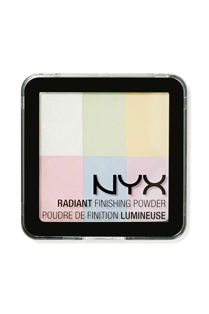 NYX Radiant Finishing Powder 蜜粉的图片
