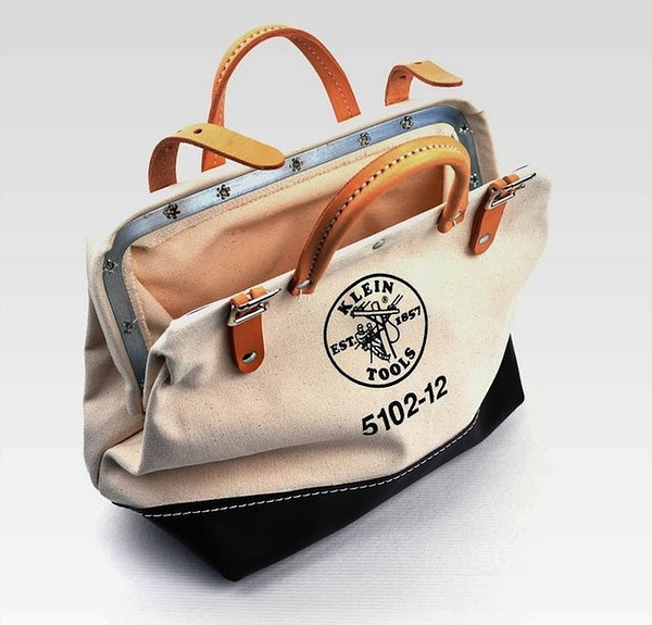 Canvas Tool Bag by Klein ToolsMore from