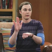 Sheldon@The Big Bang Theory