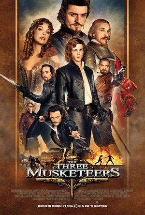 三个火枪手 The Three Musketeers 2011