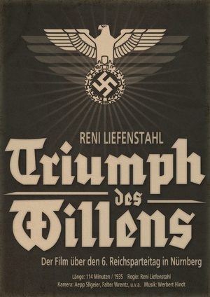 意志的胜利 Triumph des Willens 1935