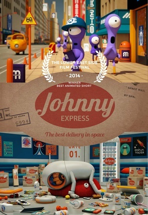 宇宙快递 Johnny  Express 2014