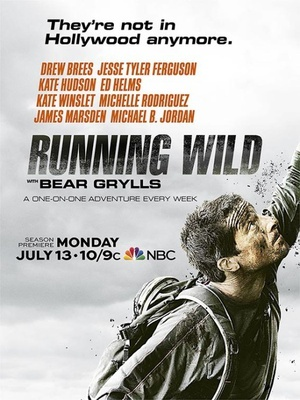 名人荒野求生 第二季 Running Wild with Bear Grylls Season 2 2015