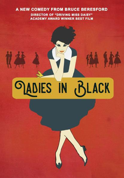 黑衣女人 Ladies in Black