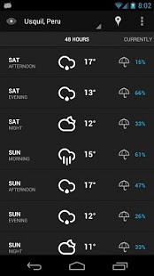Eye In Sky Weather (Android)应用截图_2