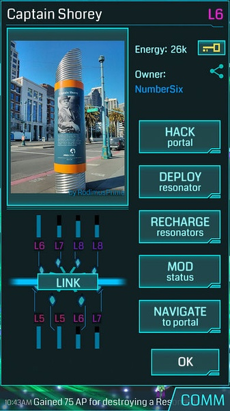Ingress (iPhone / iPad)应用截图_3