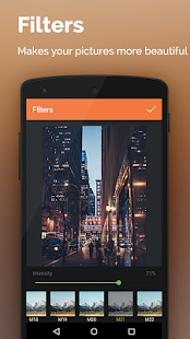Square InPic - Photo Editor & Collage Maker (Android)应用截图_3