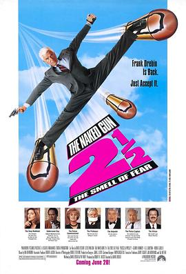 白头神探2½:恐怖的气味 The Naked Gun 2½: The Smell of Fear