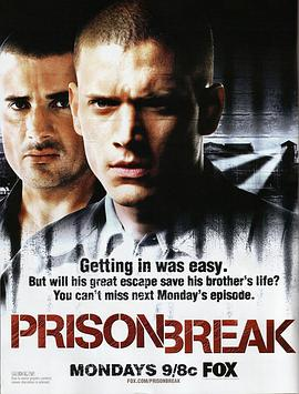 越狱 第一季 Prison Break Season 1